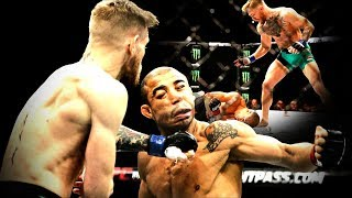 Was it a Fluke? Conor McGregor vs Jose Aldo Explained
