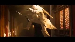 G.I.Joe Retaliation - Snake Eyes vs Storm Shadow HD