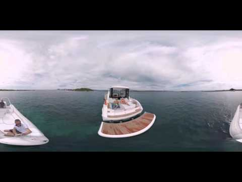BAVARIA YACHTS  New Sport 450 HT in 360°