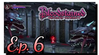 Bloodstained * E.p. 6 Dragon de dos Cabezas
