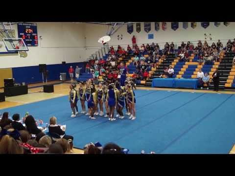 Smithfield High School Packers Compete