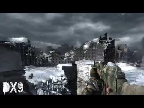Metro 2033 - DX9 DX10 DX11 Graphic Test (720p_H.264-AAC)