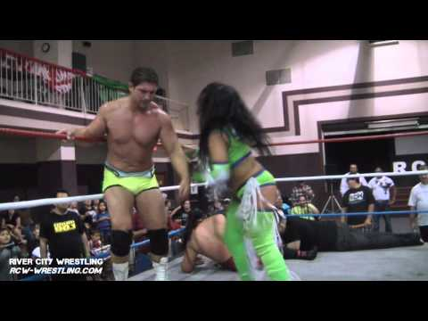 River City Wrestling (RCW) - Sept. 1 Fan Lumberjack Strap Match highlights and interviews