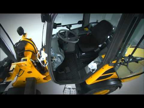 Volvo compact loaders L20F and L25F - YouTube