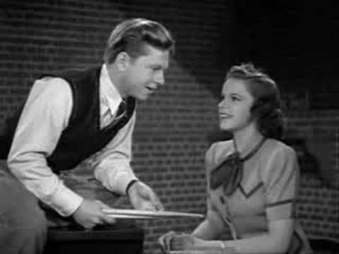 Mickey and Judy - 'Strike Up The Band (1940)