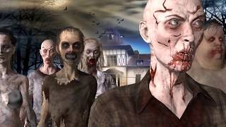 FREE ZOMBIES FOR ICLONE 5 AND 7 (HAPPY CHRISTMAS )