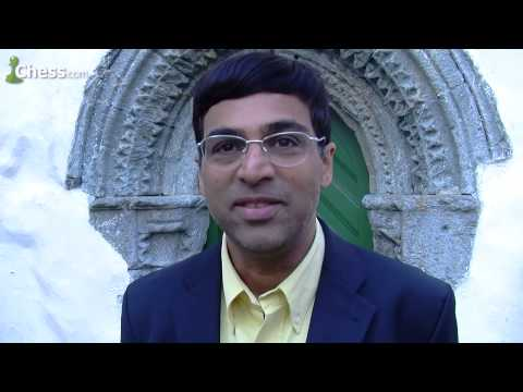 Viswanathan Anand On His Game With Magnus Carlsen At Norway Chess