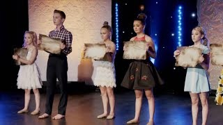 The Team Perform Their NATIONALS WINNING GROUP | Dance Moms | Season 8, Episode 18