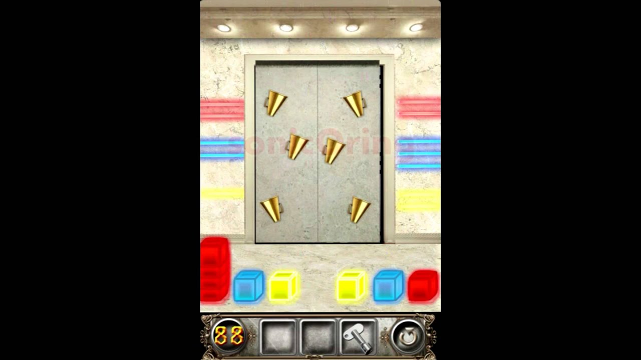100 Doors Floors Level 88