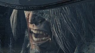 Bloodborne - Father Gascoigne (NG+)