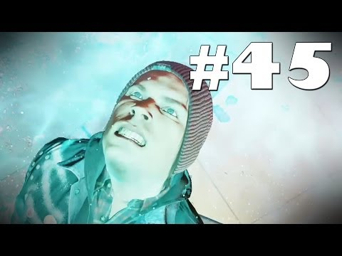 inFAMOUS Second Son Walkthrough Part 45 (EVIL)   CONCRETE POWER