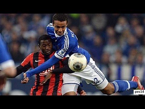 FC Schalke 04 - Hertha BSC Berlin 2-0 | Bundesliga 28. Spieltag | 28.03.2014 | Fifa 14
