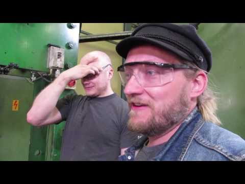 Pressing More Stuff with Hydraulic Press Channel! - Dudesons VLOG