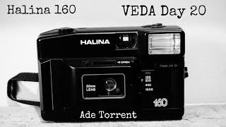 Halina 160 35mm Film Point and Shoot Camera - VEDA Day 20