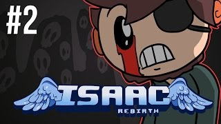 The Binding of Isaac: Rebirth - Episode 2 - Redemption
