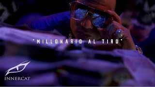 El Alfa El Jefe Ft. La Manta - MILLONARIO AL TIRO (Video Official)