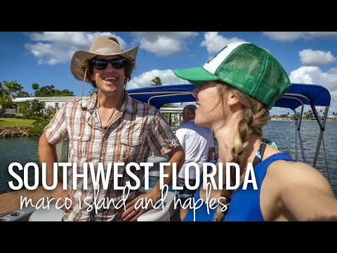 Exploring SW Florida || Marco Island and Naples