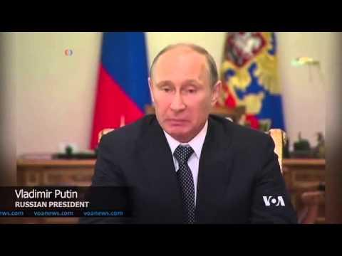 Russia, Ukraine Leaders Trade Blame for Malaysia Airline Crash
