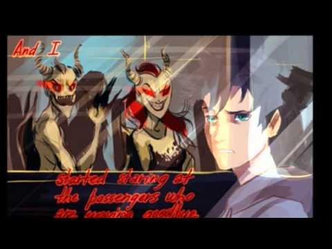 Heroes of Olympus---Demons