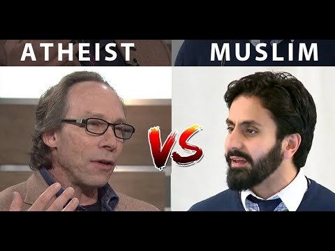 The Big Debates: #IslamOrAtheism - Which Makes More Sense? Lawrence Krauss & Hamza Tzortzis