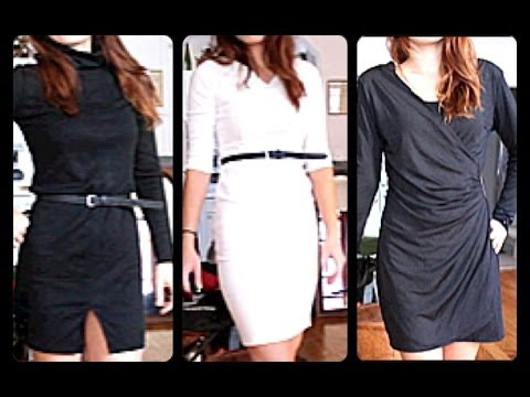 Fall Lookbook #2   3 Styles of Dresses ft. LovelyWholesale.com (2013)