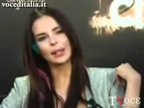 """Nina Moric: """"è Corona il vero male"""""""