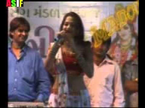 Indian Sexy Girl On Stage video