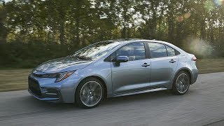 All New Toyota Corolla 2020 exterior, interior and drive.