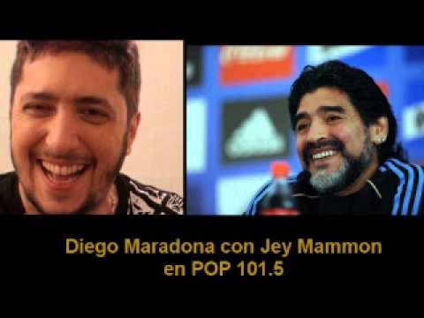MaradonaConJeyMammon