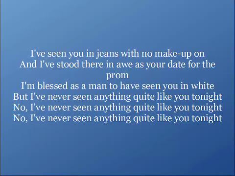 The Script - Never Seen Anything 'Quite Like You' (Lyrics) (HD) (New Song 2014)