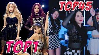 [TOP 45] The Best K-POP Dances of 2019