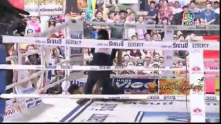 International Muay Kard Chuek Thailand Vs  Myanmar April 15th, 2014-8