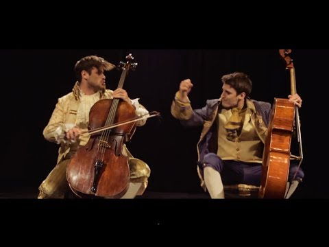 2cellos - Thunderstruck [official Video] video