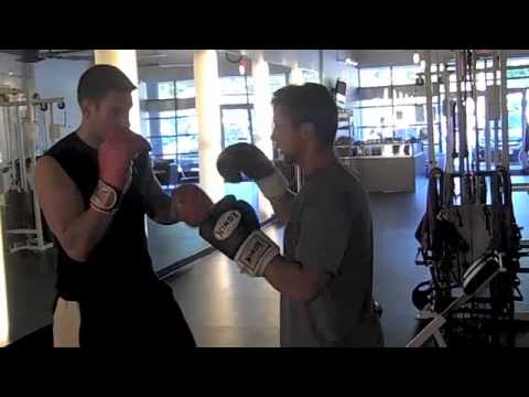 Boxing Techniques - Working Angles Boxing Techniques Image 1