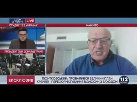А.Пионтковский, Д Орешкин о провале агента Кремля. Теперь Путину нечего терять..