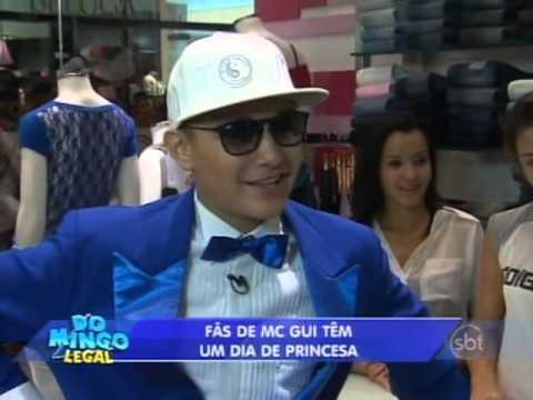 MC Gui realiza o sonho de mais uma princesa