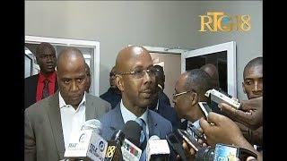 VIDEO: Haiti PM Jean Michel Lapin veut combattre l'insécurité dans le pays