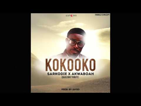 Sarkodie x Akwaboah - Kokooko [Daasebra Dwamena Tribute] (Audio Slide)