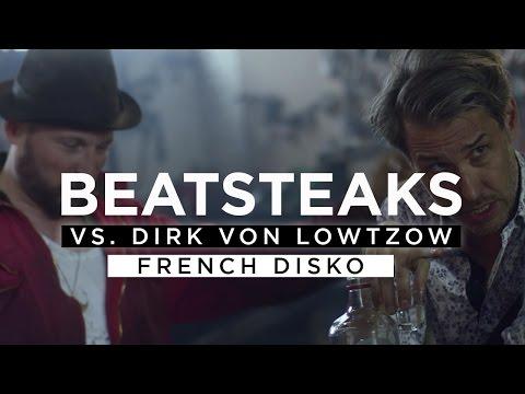 Beatsteaks vs. Dirk von Lowtzow – French Disko (Official Video)
