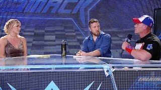 Warum John Cena egal ist, was Dean Ambrose zu sagen hat: Talking Smack, 27. September 2016