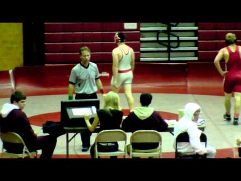 Viewmont Wrestling Tournament 2010 | Bountiful High School vs Delta High School 3