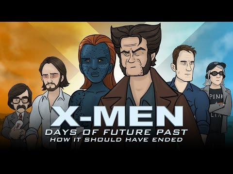 How X Men: Days of Future Past Should Have Ended