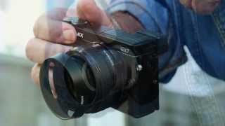 A Review And Look At Theonic Lumix GX7 Micro Four thirds Camera
