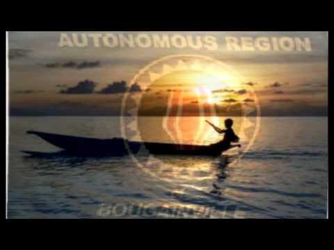 Trouble Zone- Kinatun (PNG Music, Autonomous Region of Bougainville)