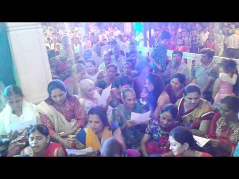 10/4/16 SUNDAY Shree Kankai Mandir Virar ( Mumbai ) Programmes Video