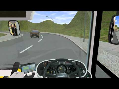 [Omsi] Oldton Route 72 E500 test