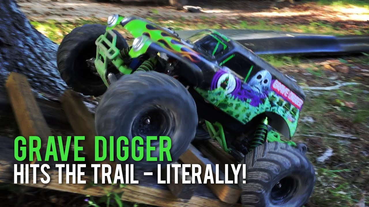 Monster trucks grave digger