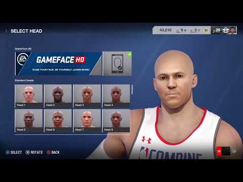 Tutorial GameFace HD Download para NBA LIVE 18  Passo a Passo Completo thumbnail