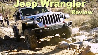 2018 Jeep Wrangler – Review and Road Test