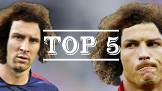 WillNE Gives You The Top 5 Worst Haircuts | Slash Football